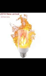 LED FLAME LAMP BULB