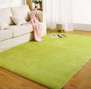 Fleece carpet