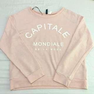 H&M Sweatshirt Jacket