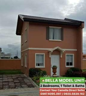 Affordable 2BR House And Lot Near Tagaytay Camella Terrazas At Alta Silang
