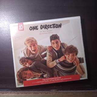 One Direction Up All Night Souvenir Edition Album