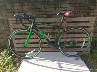Basikal bicycle pelbagai saiz