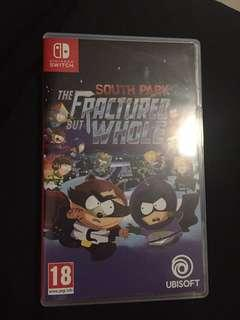 South Park the Fractured But Whole : Nintendo Switch