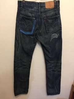 🚚 LEVI'S 牛仔褲