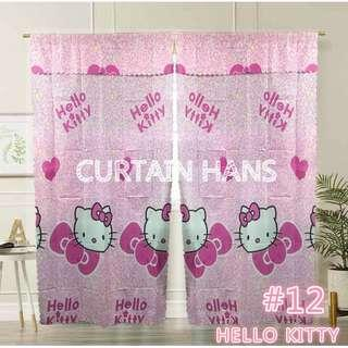 CURTAINS CARTOON DESIGNS