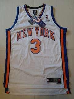 Reebok Nba New York Knick Marbury swingman au 落場版
