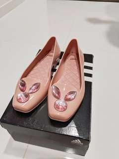 Jelly bunny pumps