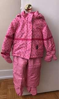 Winter coat for your little one