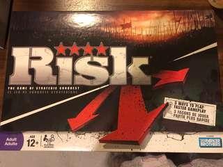 Risk board game brand new in box