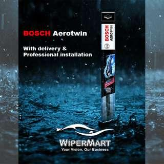 Bosch aerotwin car wiper