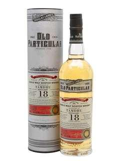 Old Particular Tamdhu 18yo Speyside Cask Strength whisky 威士忌