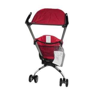 Kereta Dorong Bayi - Red