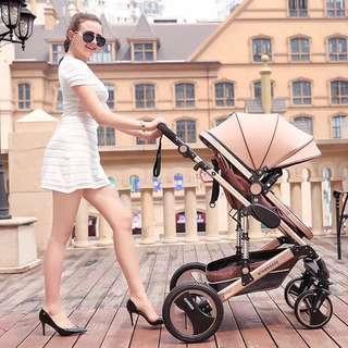 Baby Stroller Wisesonle Suspensi