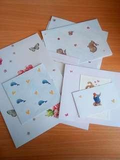 Homemade cards :-)