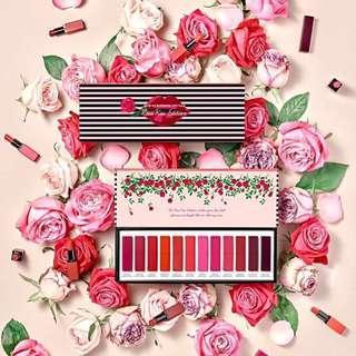 ✨INSTOCK! Etude House Rose Kiss Edition Set