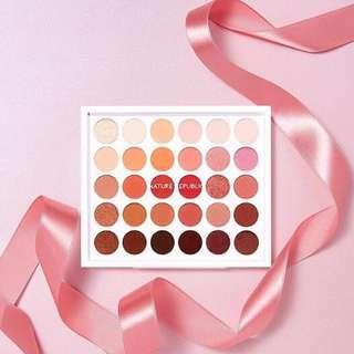 ✨INSTOCK! Nature Republic 2018 Spring Edition Pro Touch Color Master Shadow Palette