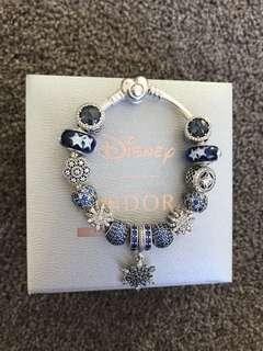 Authentic Pandora Bracelet with charms