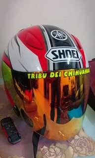 Shoie Yamaha Red