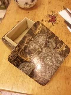 雲石手飾盒 Vintage box