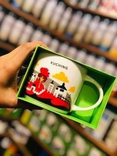 Starbucks Kuching YAH Mug
