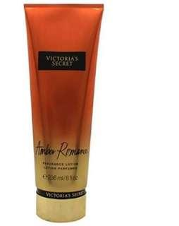 Amber Romance Fragrance Lotion
