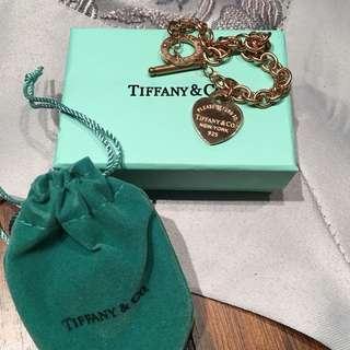 Tiffany & Co chain bracelet