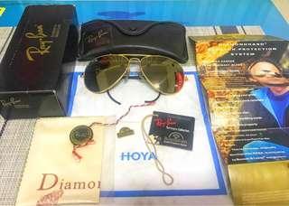 Rayban Diamond Hard