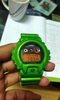 G-SHOCK DW6900 Hulk Rare