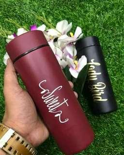 PERSONALIZED Wave MATTE THERMOS