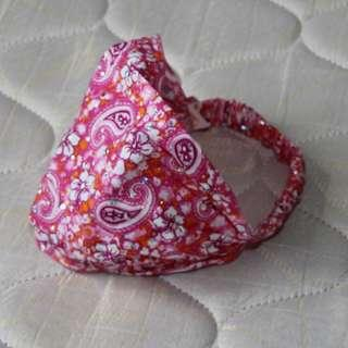 Girls hair accessory x 2 (hair band in scarf style) for 2-4 years old #EVERYTHING18