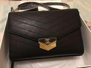 Chanel Leather Sling bag