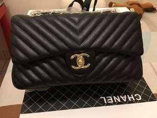 Chanel Classic Leather Bag