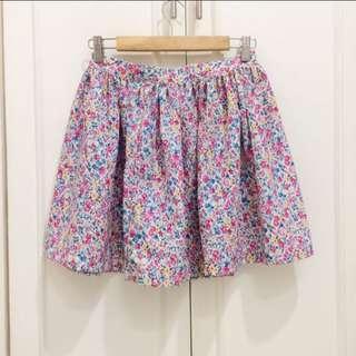 Style Diva flower skirt