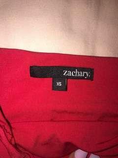 Zachary boob tube