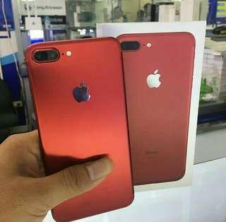 IPhone 7plus Red