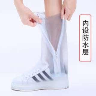 🚚 ❤現貨❤【騎車專用】 戶外男女高筒防水防雨鞋套加厚耐磨防滑男女鞋套