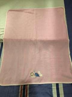 Baby Girl Winter Blanket