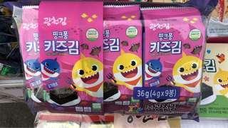 韓國 pink Fong 紫菜