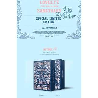 LOVELYZ [SANCTUARY] (LIMITED EDITION)