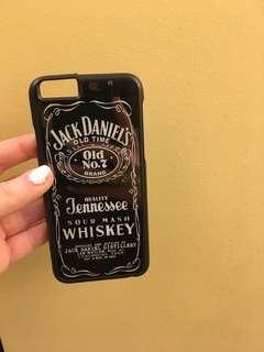 Jack daniels iPhone 6-6s iPhone case / cover