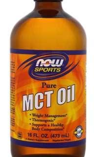 MCT Oil / Pure / by NOW foods