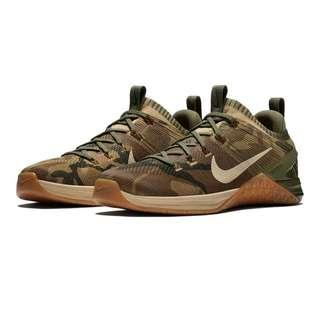 d6f06e98d6d3 Nike Metcon DSX - Flyknit 2 - Olive Canvas Light Silver Dark Stucco ...
