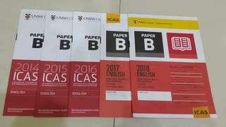 International Competition and Assessment for schools, Year 4 past year papers