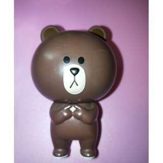 LINE熊大模型原子筆 LINE FRIEND LINE周邊