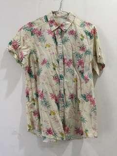 Beach shirt kemeja
