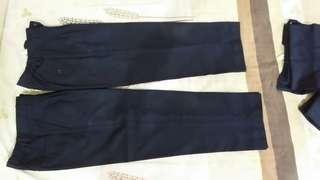 Boy school pants primary 1&2
