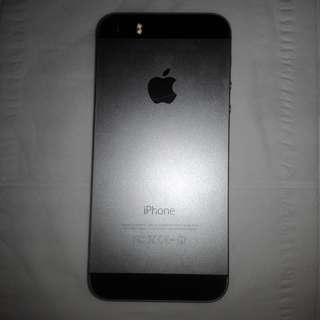 iPhone 5S (16GB) Space Grey.