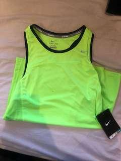 Nike Dri-Fit Running Tank - M