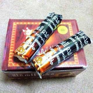 100 pcs Arang Bakhoor Easy Lite 1 Box Charcoal Oud Bukhoor Shisha Gaharu Agarwood 沉香 Mabkhara