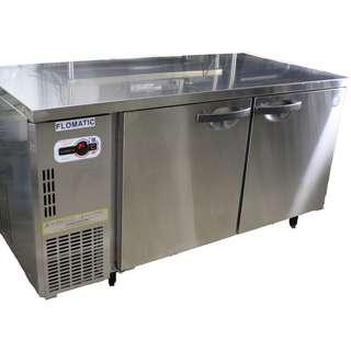 SS 2 Door Table Refrigerator or Freezer - BRAND New